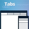 Clean Tabs: jQuery Responsive Tabs to Accordion