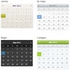 jQuery UI datepicker Skins in CSS3