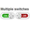 jQuery-Switch : A slide/toggle switch for jQuery