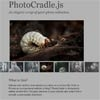 PhotoCradle.js : jQuery Gallery Integration with Flickr or Picasa