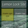 Lemon Lock Site – Advertisement : jQuery Plugin