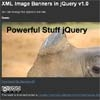 XML banner fader in jQuery
