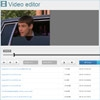 Web Video Editor with JavaScript & PHP