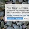 jQuery Fixed Background Image Plugin