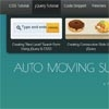 Auto Moving Submenu Using jQuery with Demo