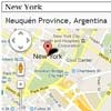 Google Map Instant Search in jQuery