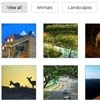 Filtered image gallery with Fancybox & jQuery