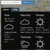 HTML – Weather Widget Generator
