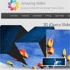 Amazing Slider : jQuery & WordPress Image Video Slider